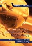 Introduction to International Economics : New Perspectives on the World Economy
