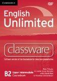 English Unlimited Upper Intermediate Classware DVD-ROM