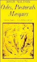 John Milton: Odes, Pastorals, Masques - John Milton - Paperback