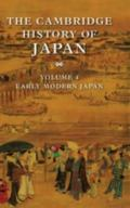 Cambridge History of Japan Early Modern Japan