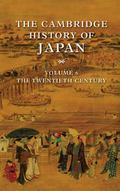 Cambridge History of Japan The Twentieth Century