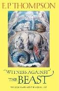 Witness Against the Beast William Blake and the Moral Law