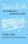 Swedish An Elementary Grammar Reader