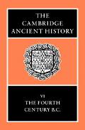 Cambridge Ancient History The Fourth Century B.C.