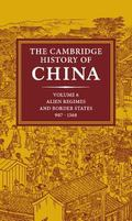 Cambridge History of China Alien Regimes and Border States, 907-1368