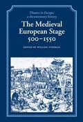 Medieval European Stage 500-1550
