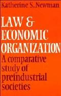 Law and Economic Organization: A Comparative Study of Preindustrial Studies