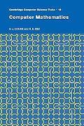 Computer Mathematics - D. J. Cooke - Paperback
