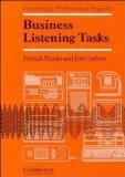 Business Listening Tasks Student's book