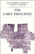 Early Principate