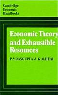 Economic Theory and Exhaustible Resources