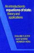 Introduction to Equations of State: Theory and Applications