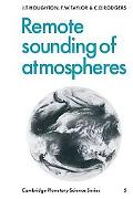 Remote Sounding of Atmospheres
