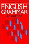 English Grammar An Outline