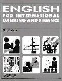English for International Banking and Finance Student's Book (Cambridge Professional English)