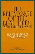Relevance of the Beautiful and Other Essays