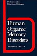 Human Organic Memory Disorders