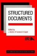 Structured Documents