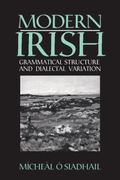 Modern Irish: Grammatical Structure and Dialectal Variation (Cambridge Studies in Linguistics)