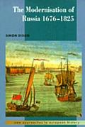 Modernization of Russia, 1676-1825