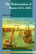 Modernization of Russia, 1676-1825
