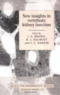 New Insights in Vertebrate Kidney Function