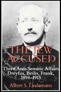 Jew Accused Three Anti-Semitic Affairs
