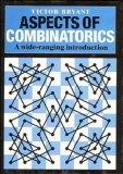 Aspects of Combinatorics: A Wide-ranging Introduction
