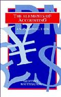 Elements of Accounting An Introduction
