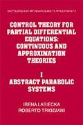 Control Theory for Partial Differential Equations Continuous and Approximation Theories  Abs...