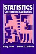 Statistics Concepts and Applications