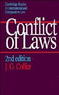 Conflict of Laws - John G. Collier - Paperback - REV