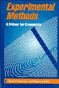 Experimental Methods A Primer for Economists