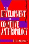 Development of Cognitive Anthropology