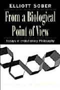 From a Biological Point of View Essays in Evolutionary Philosophy