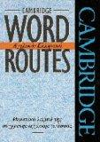 Cambridge Word Routes Anglika-Ellinika (English and Greek Edition)