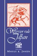Warrior Rule in Japan