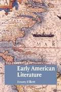 Cambridge Introduction to Early American Literature