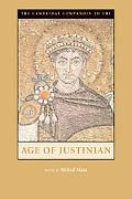 Cambridge Companion To The Age Of Justinian