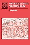 Popular Politics and the English Reformation