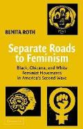 Separate Roads to Feminism Black, Chicana, and White Feminist Movements in America's Second ...