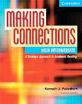 Making Connections A Strategic Approach to Academic Reading