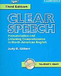 Clear Speech Pronunciation And Listening Comprehension In North American Eng