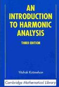 Introduction to Harmonic Analysis