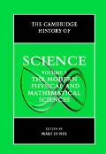 Cambridge History of Science The Modern Physical and Mathematical Sciences