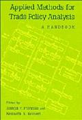 Applied Methods for Trade Policy Analysis A Handbook
