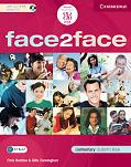 Face2face Elementary Student's Book