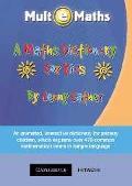 Maths Dictionary for Kids : Mult-e-Maths UK