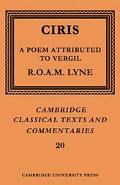 Ciris A Poem Attributed To Vergil