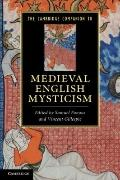 Cambridge Companion to Medieval English Mysticism